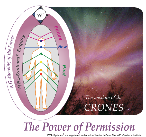 The Power of Permission: The Wisdom of the Crones