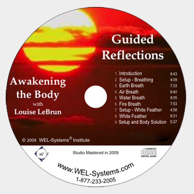 Guided Reflections – Awakening the Body