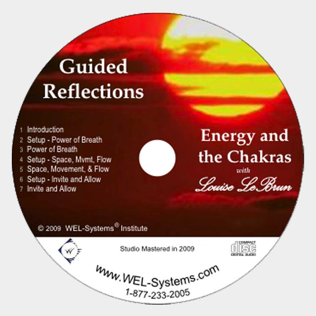 Guided Reflections – Energy & the Chakras