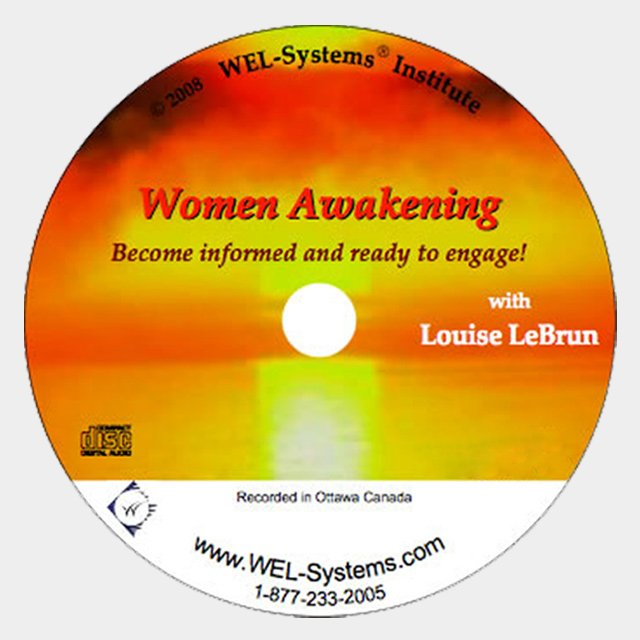 Women Awakening - Become informed and ready to engage!
