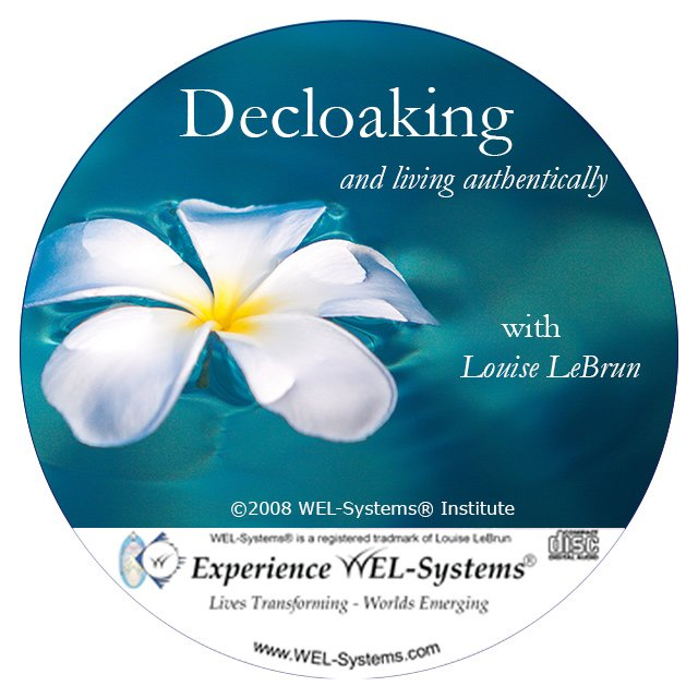 Plumeria Flower Button - Decloacking
